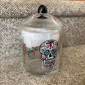 NWOT: DAY OF THE DEAD Themed Jar